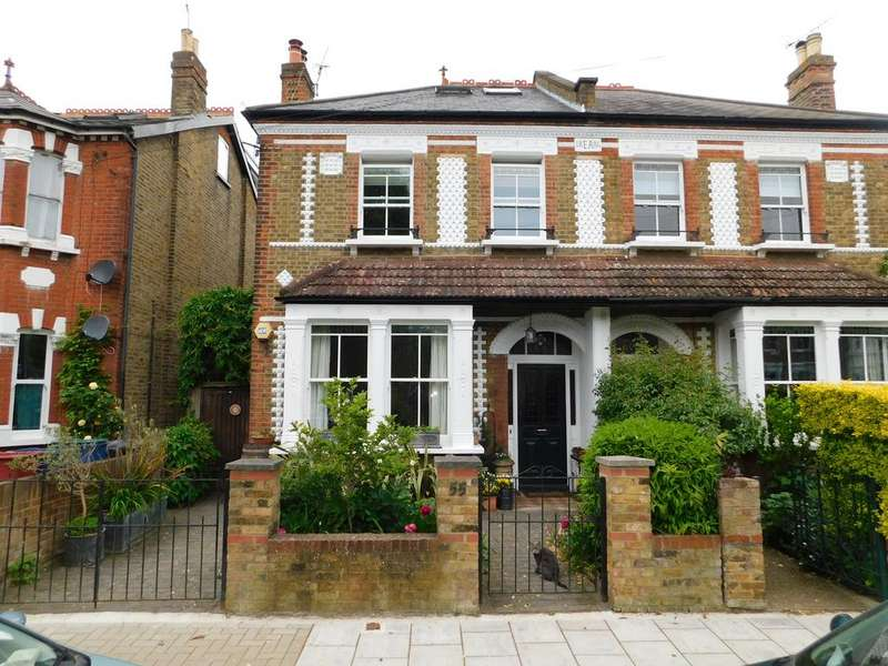 4 Bedrooms Semi Detached House for sale in St. Stephens Road, Hounslow TW3