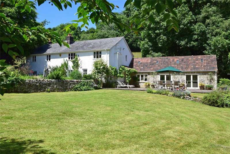 5 Bedrooms Detached House for sale in Millhayes, Stockland, Honiton, East Devon