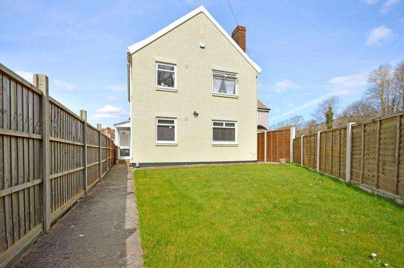 4 Bedrooms Detached House for sale in South Liberty Lane, Bristol