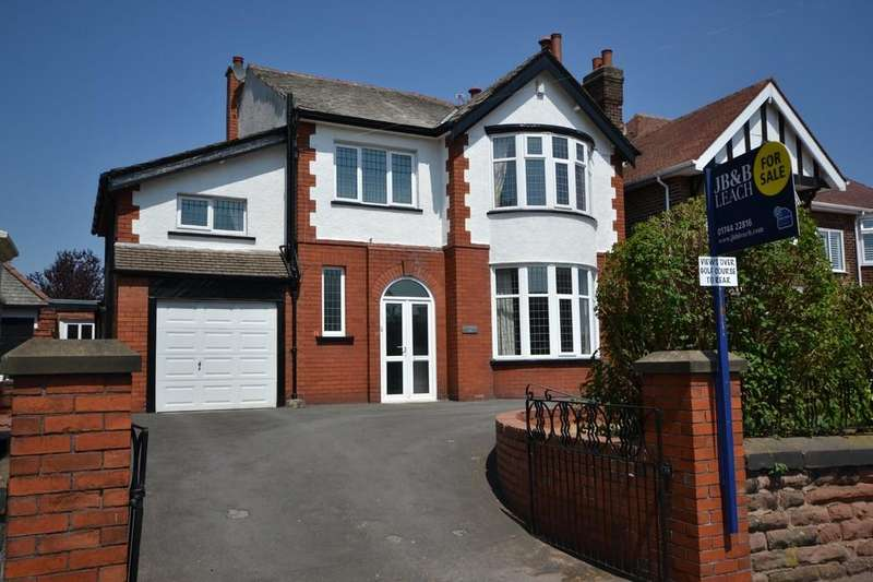 4 Bedrooms Detached House for sale in Prescot Road, West Park, St. Helens