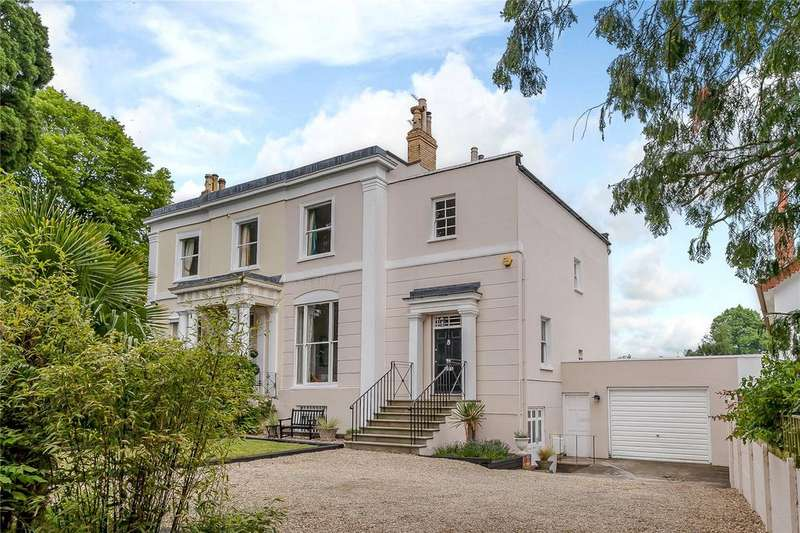 4 Bedrooms Semi Detached House for sale in Tivoli Road, Cheltenham, Gloucestershire, GL50