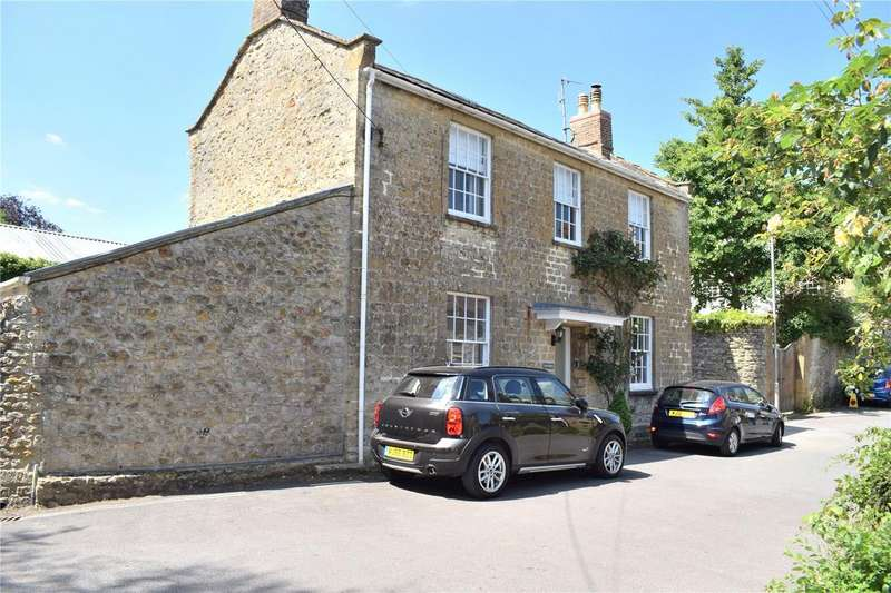 2 Bedrooms Detached House for sale in Shadrack Street, Beaminster, Dorset