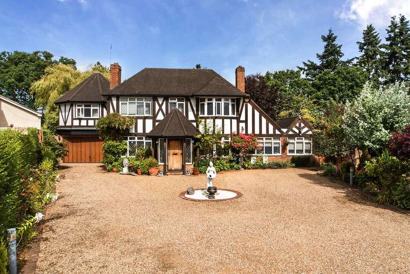 5 Bedrooms Detached House for sale in Stoke Poges