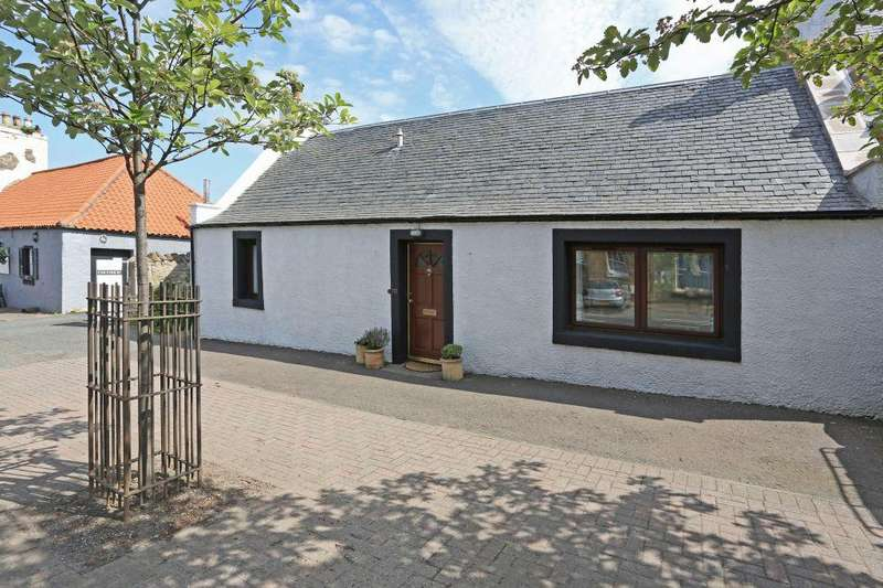 2 Bedrooms Cottage House for sale in Kingside Cottage, 111 Main Street, PATHHEAD, EH37 5PT