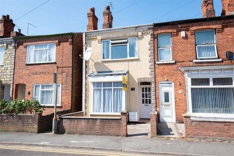 3 Bedrooms Semi Detached House for sale in Granville Street, Boston, Lincolnshire