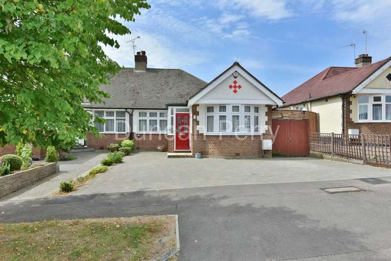 2 Bedrooms Semi Detached Bungalow for sale in Elmfield Road, Potters Bar