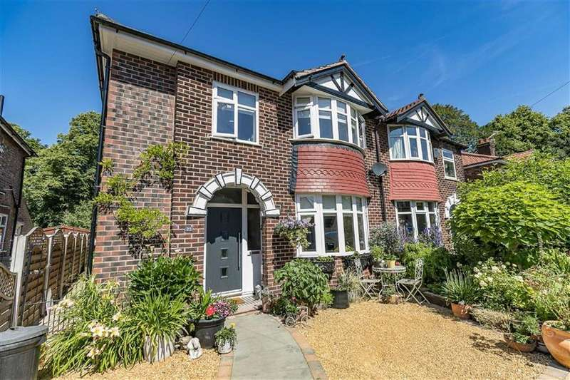 4 Bedrooms Semi Detached House for sale in Buckingham Grove, Timperley