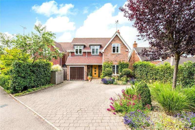5 Bedrooms Detached House for sale in Townsend Lane, Harpenden, Hertfordshire, AL5