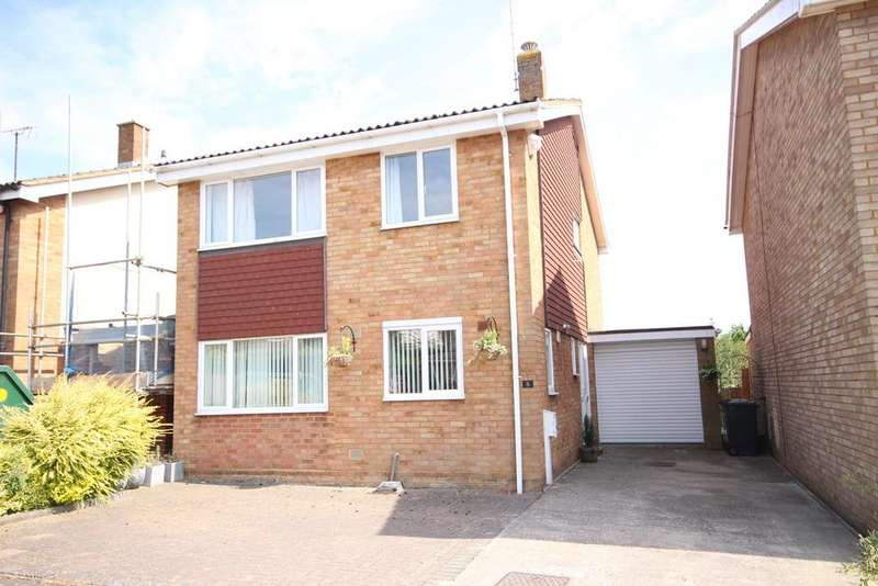 3 Bedrooms Semi Detached House for sale in Dearmans Close, Clophill, MK45