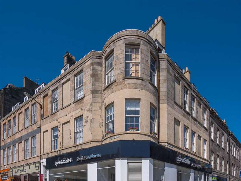 1 Bedroom Flat for sale in 23 (3F2) Union Place, Edinburgh
