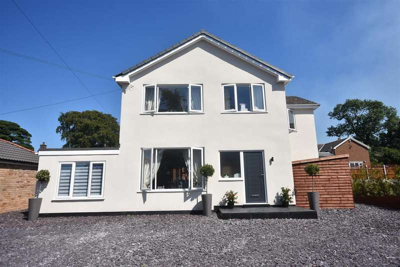4 Bedrooms Detached House for sale in Sevenoaks, Chorley