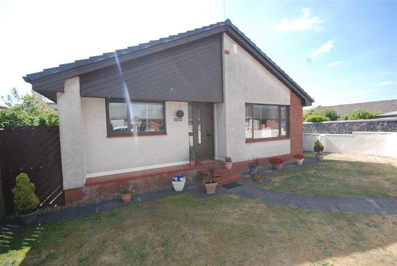 3 Bedrooms Bungalow for sale in Montgomerie Road, Saltcoats