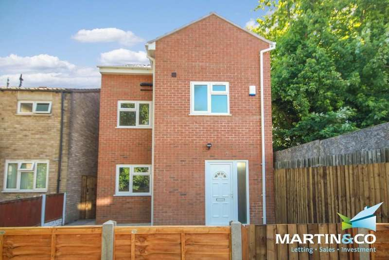4 Bedrooms Detached House for sale in New Spring Gardens, Hockley, B18
