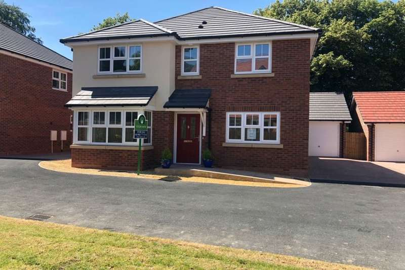 4 Bedrooms Detached House for sale in Broadleaf Gardens, The Attingham, Birches Barn Road, Wolverhampton, WV3