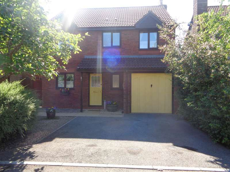 4 Bedrooms Detached House for rent in Clayfield, Yate, Bristol