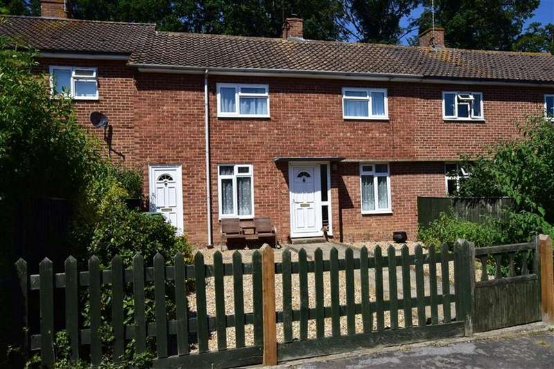 3 Bedrooms Terraced House for sale in Bardolph Close, Chazey Heath, Reading