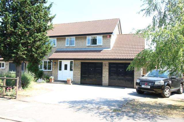 4 Bedrooms Detached House for sale in The Firs 3 Bridge Row Carlton-In-Lindrick Worksop