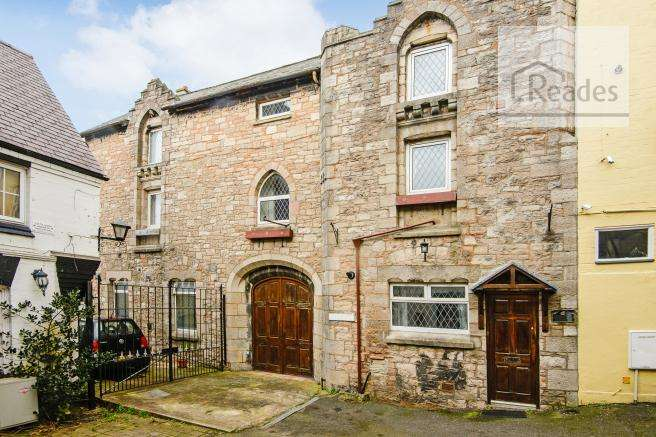 4 Bedrooms Stone House Character Property for sale in Back Row, Denbigh LL16 3