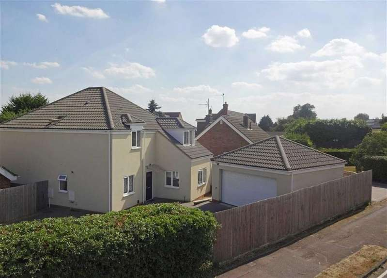 4 Bedrooms Detached House for sale in Brickhill Road, Wellingborough