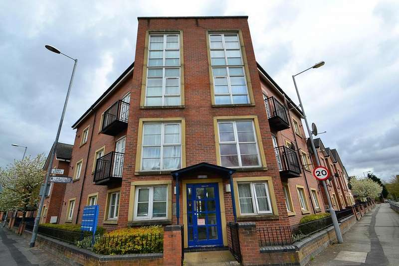 2 Bedrooms Apartment Flat for sale in Alexandra Road, Manchester, M16 7HA