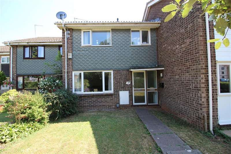 3 Bedrooms Terraced House for sale in Bredon, Yate, Bristol, BS37 8TG