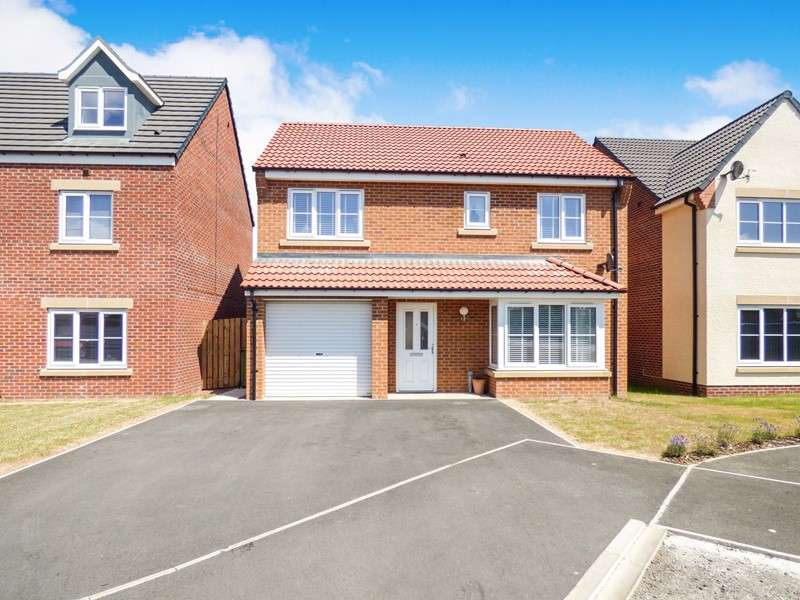 4 Bedrooms Property for sale in Innovation Avenue, Stockton, Stockton-on-Tees, Cleveland, TS18 3UZ