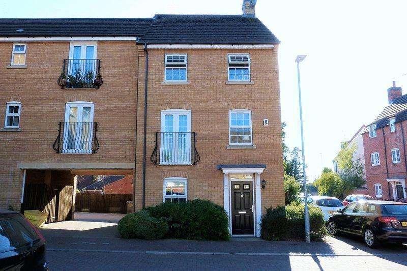 4 Bedrooms Terraced House for sale in Lady Jane Walk, Scraptoft