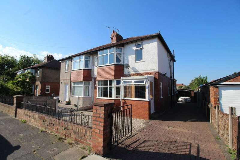 3 Bedrooms Semi Detached House for sale in Scawfell Road, Carlisle, CA2