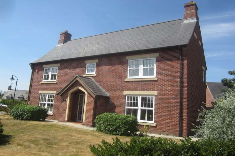 5 Bedrooms Detached House for sale in Kingsdown Close, Weston, Crewe, CW2