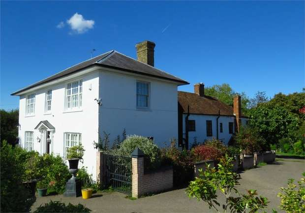 5 Bedrooms Country House Character Property for sale in Bedmonton, Wormshill, SITTINGBOURNE, Kent