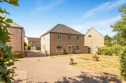 5 Bedrooms Detached House for sale in Ely, Cambridgeshire, .