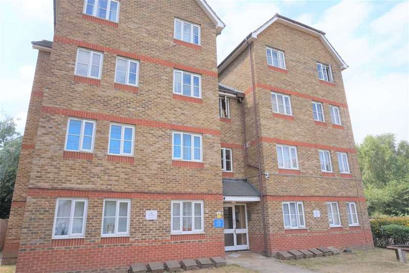 1 Bedroom Flat for sale in Woburn Close, Thamesmead North, LONDON