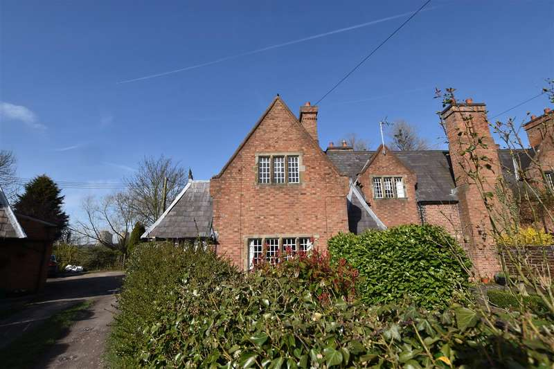 2 Bedrooms Property for sale in The Green, Kingston-On-Soar, Nottingham