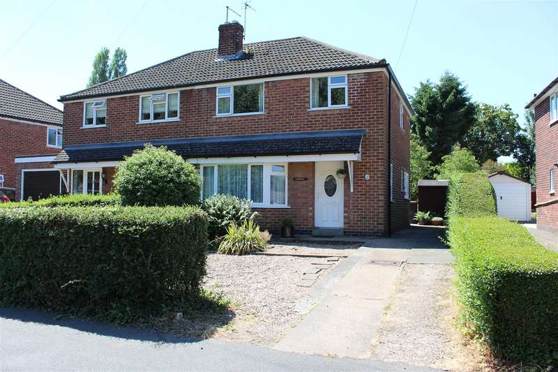 3 Bedrooms Detached House for sale in Tressall Road, Whitwick, Coalville