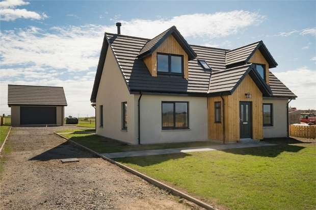 4 Bedrooms Detached House for sale in Whiterashes, Whiterashes, Aberdeen