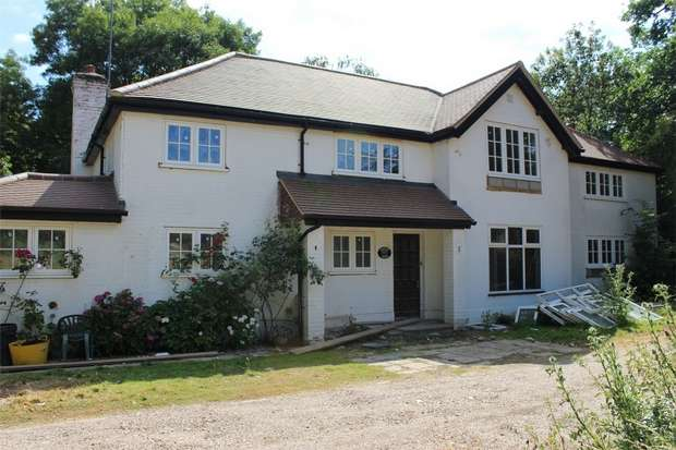 4 Bedrooms Detached House for sale in Green Lane, Burnham, Slough, Buckinghamshire