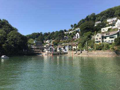 4 Bedrooms Detached House for sale in Dartmouth, Devon