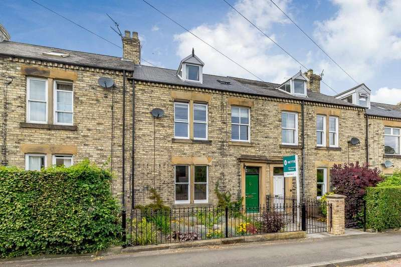 4 Bedrooms Terraced House for sale in St Mary's Terrace, Ryton, Tyne And Wear