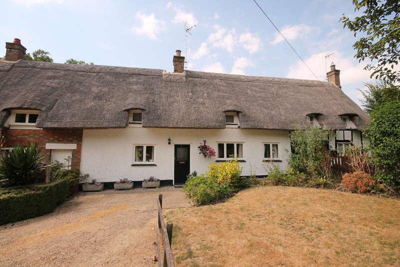 3 Bedrooms Cottage House for sale in Harpur Cottages, Ravensden, MK44