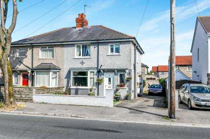 3 Bedrooms Semi Detached House for sale in Buckingham Road, Morecambe, Lancashire, United Kingdom, LA4