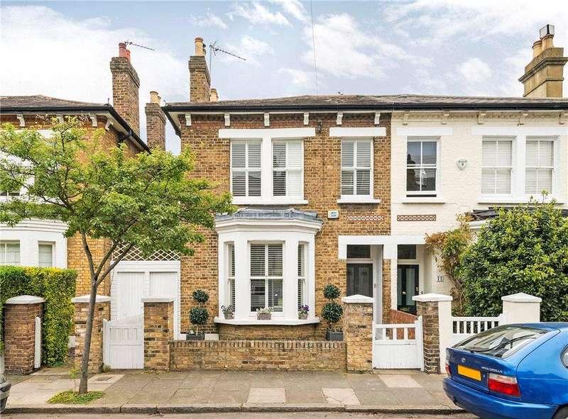 5 Bedrooms Semi Detached House for sale in Cambridge Road, Barnes, SW13
