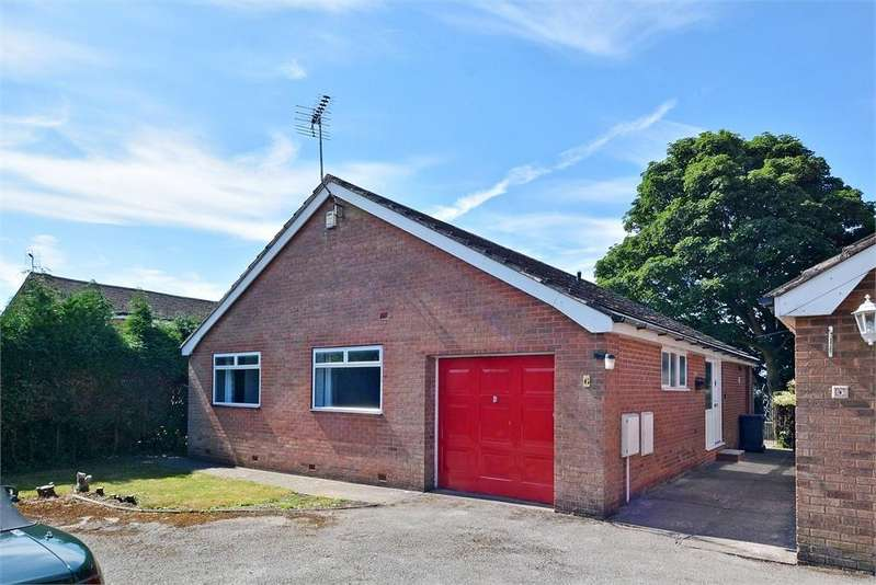 3 Bedrooms Detached Bungalow for sale in Myrtle Springs, Gleadless, Sheffield