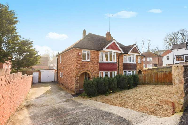 3 Bedrooms House for sale in Brunswick Hill, Reading, RG1