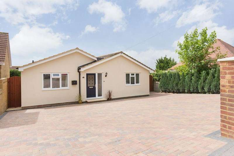 4 Bedrooms Detached Bungalow for sale in Cliffsend