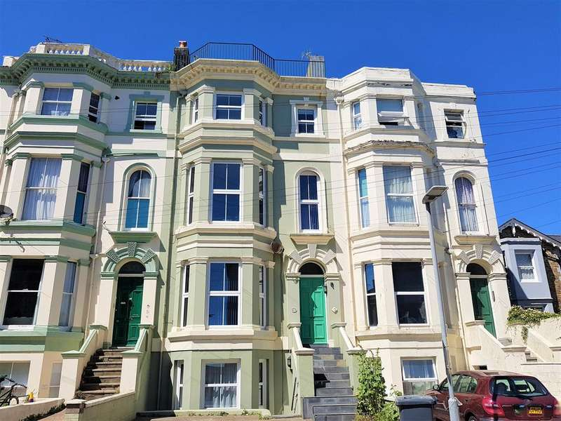 6 Bedrooms Terraced House for sale in West Hill Road, St. Leonards-on-Sea, East Sussex TN38