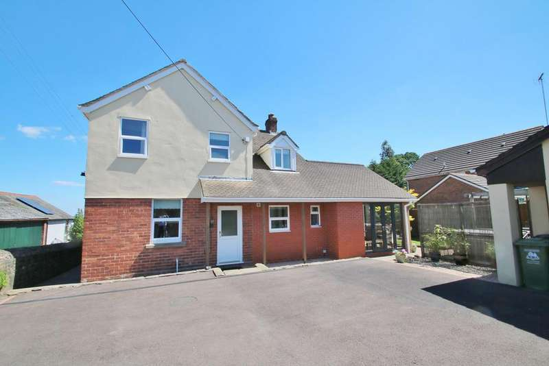 4 Bedrooms Detached House for sale in High Street, Bream, Lydney, GL15