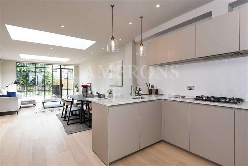 3 Bedrooms Apartment Flat for sale in Brondesbury Road, Queens Park, London, NW6