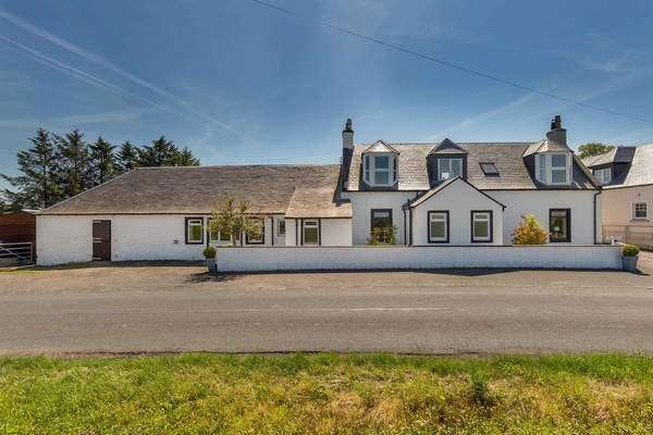 3 Bedrooms Detached House for sale in Hunterston Farm, By Stair, East Ayrshire, KA5
