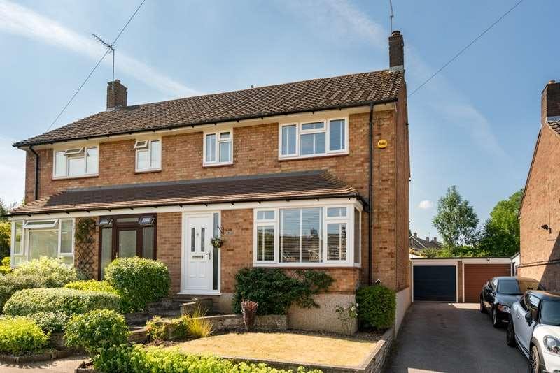 3 Bedrooms Semi Detached House for sale in Peartree Road, Hemel Hempstead, Hertfordshire, HP1