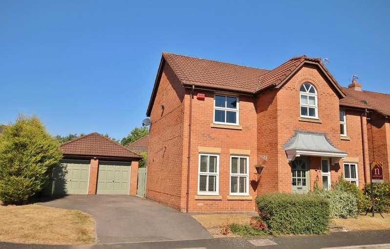 4 Bedrooms Detached House for sale in Glenside Drive, Wilmslow